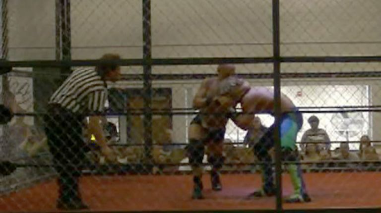 Christopher Daniels vs. Adam Page