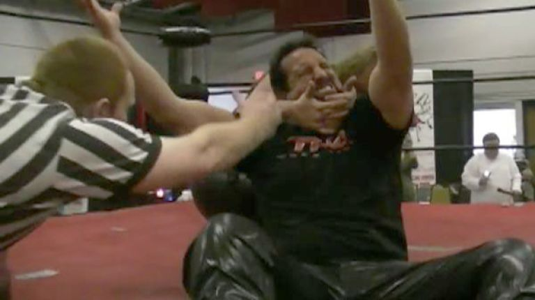 Tommy Dreamer vs. Cannabus