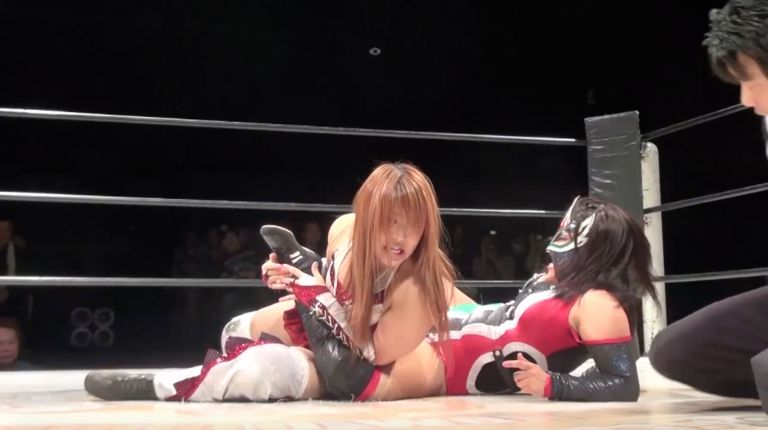 Io Shirai vs. Star Fire