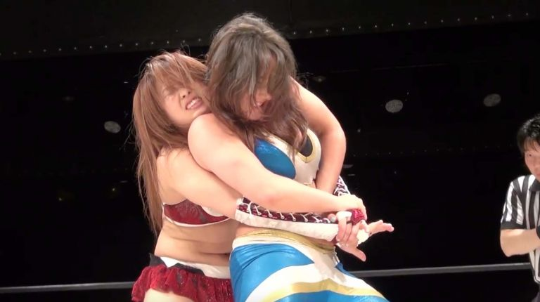 Io Shirai vs. Nikki Storm