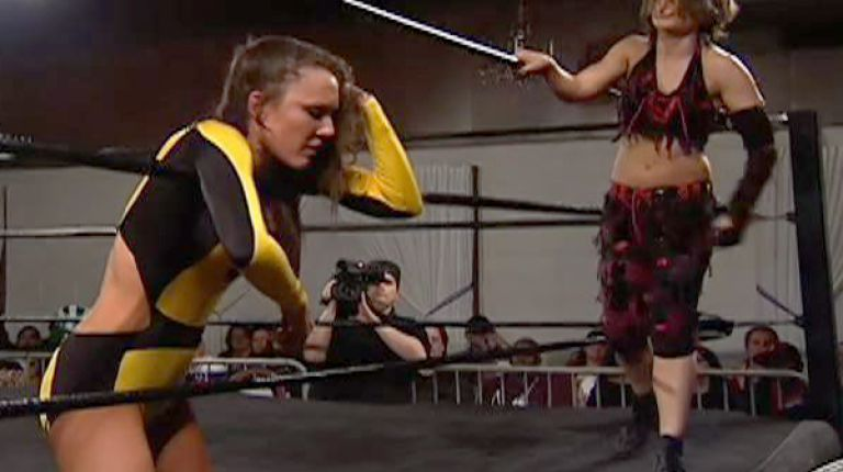 Cheerleader Melissa vs. Portia Perez