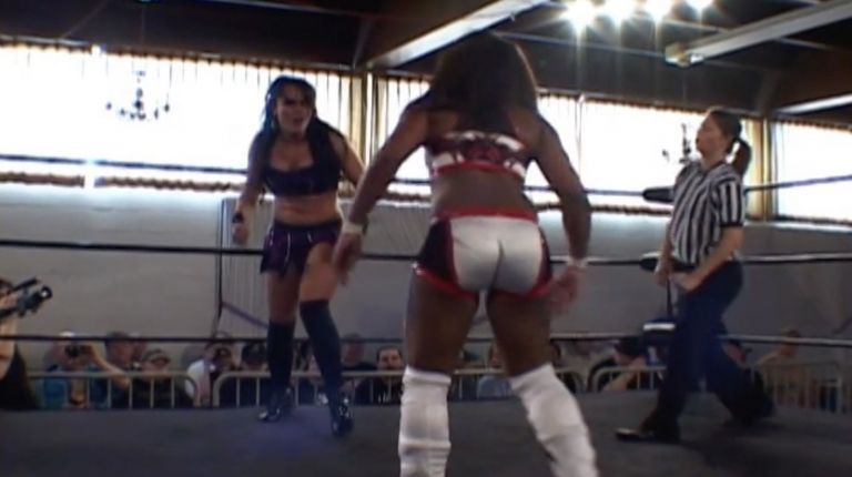 Cheerleader Melissa vs. Athena
