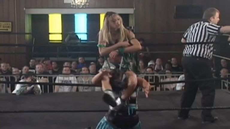 Mia Yim & Jamilia Craft vs. Daizee Haze & Tomoka Nakagawa