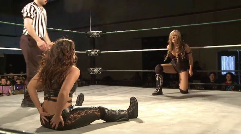 Nikki Storm vs. Cherry Bomb