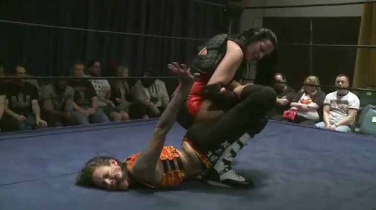 Mercedes Martinez vs. Courtney Rush