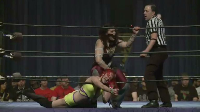 Kay Lee Ray vs. Vanessa Kraven