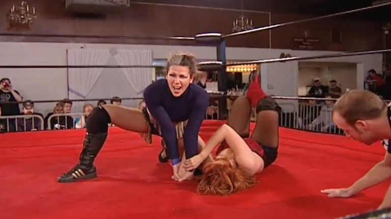 Allison Danger vs. Rayna Von Tash