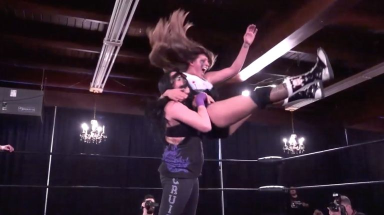 Melanie Cruise vs. Crazy Mary Dobson