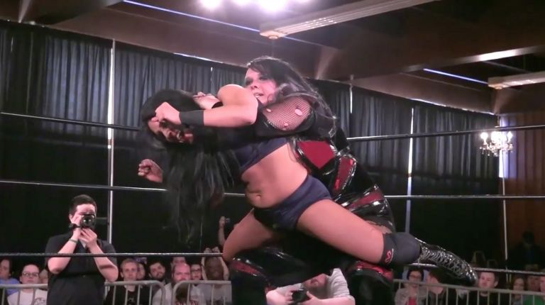 Jessicka Havok vs. Cheerleader Melissa
