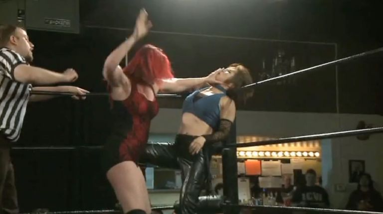 Saraya Knight vs. Tomoka Nakagawa