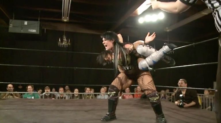 Heidi Lovelace vs. Jessicka Havok