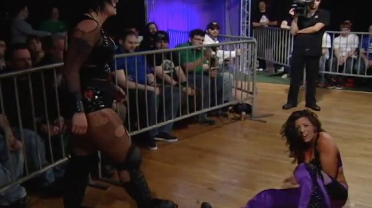 Serena Deeb vs. Jessicka Havok