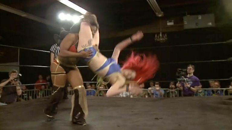 Athena vs. Kay Lee Ray
