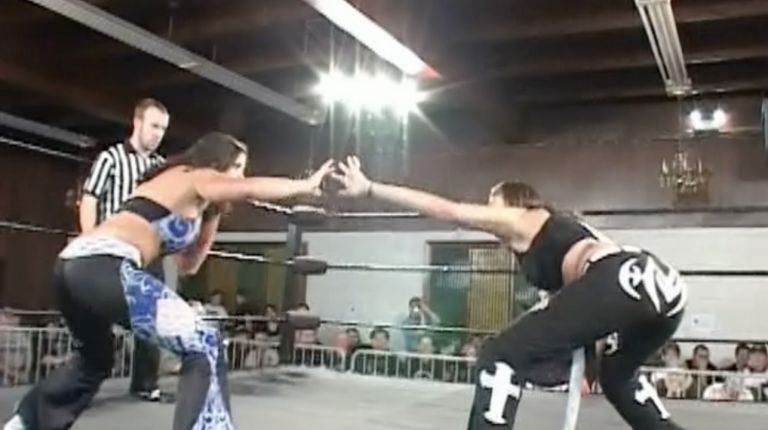 Mercedes Martinez vs. Serena Deeb