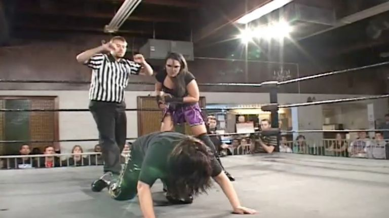 Cheerleader Melissa vs. Wesna Busic
