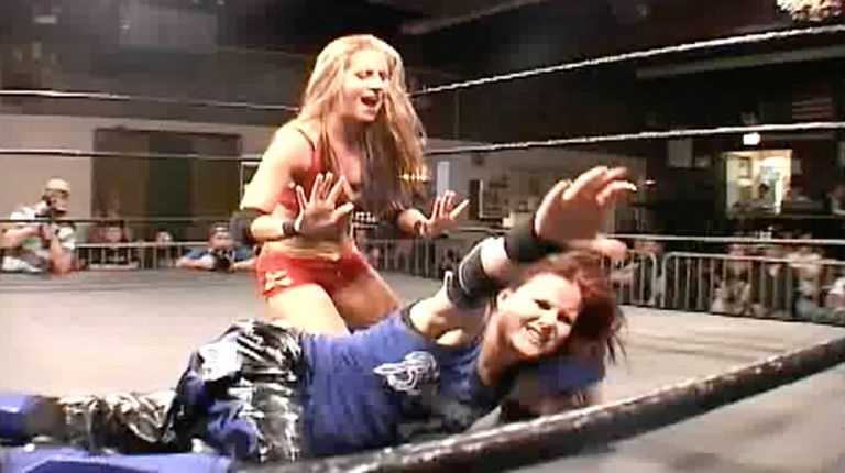 Lacey vs. Eden Black