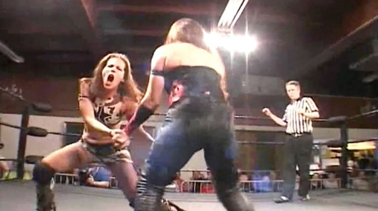 Allison Danger vs. Malia Hosaka