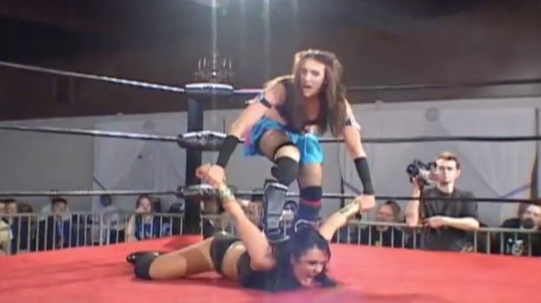 Madison Eagles vs. Cheerleader Melissa