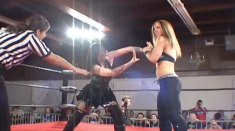 Nevaeh vs. Daffney