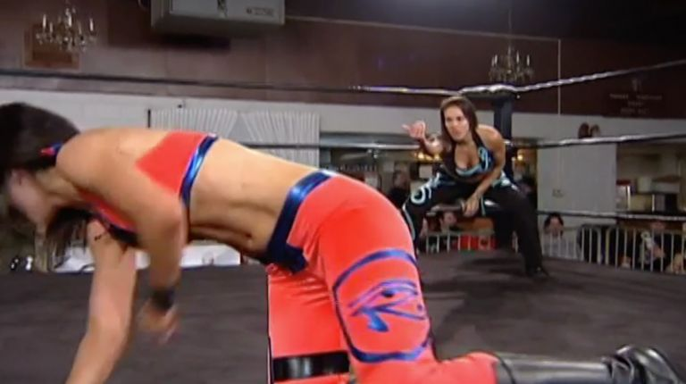 Mercedes Martinez vs. Davina Rose