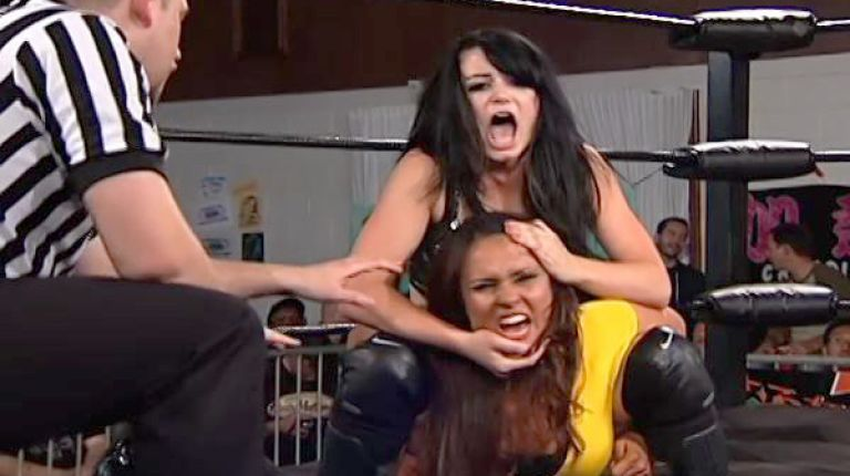 Cheerleader Melissa vs. Britani Knight