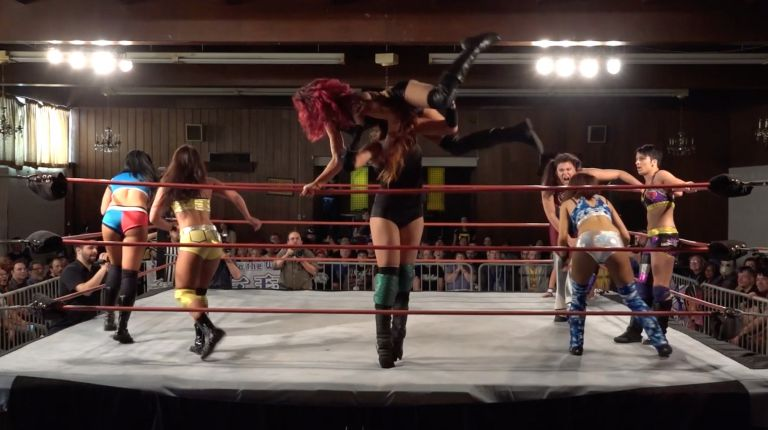 SHIMMER Championship #1 Contendership Battle Royal
