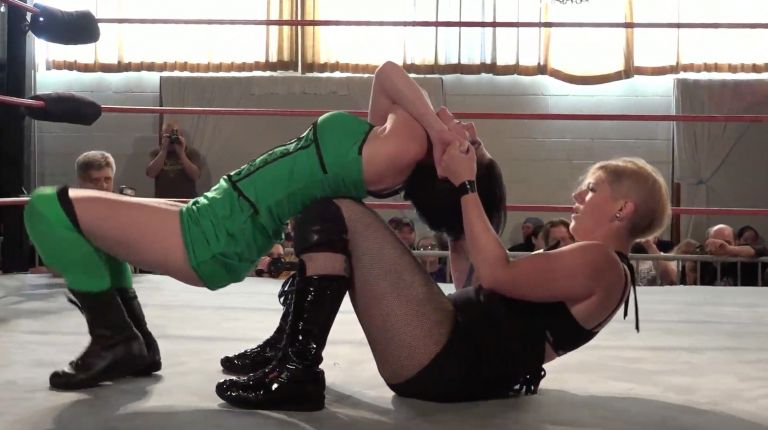 Leva Bates vs. Rhia O'Reilly