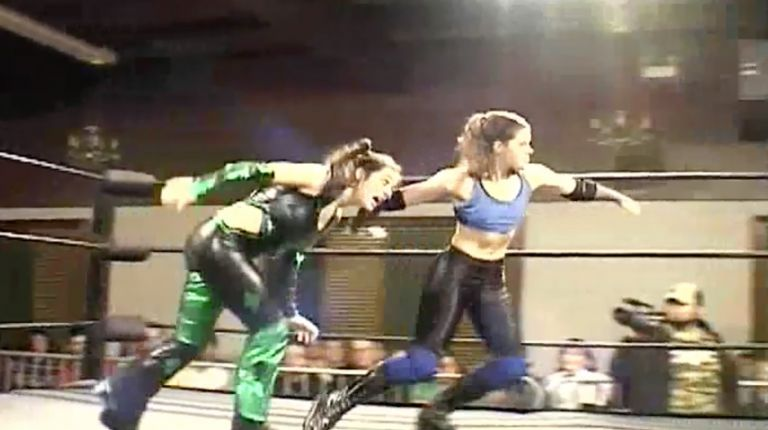 Cindy Rogers vs. Daffney