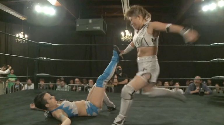 AKINO vs. Heidi Lovelace
