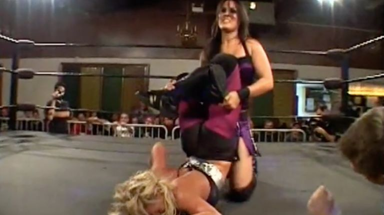 Cheerleader Melissa vs. Jennifer Blake
