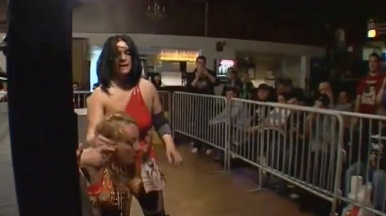 Daizee Haze vs. Miss Natural