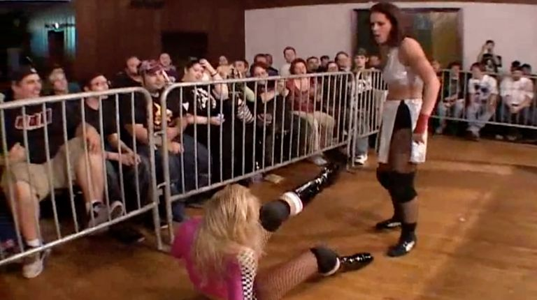 Amber O'Neal vs. Allison Danger