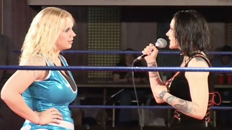 Rachel Summerlyn vs. Daffney