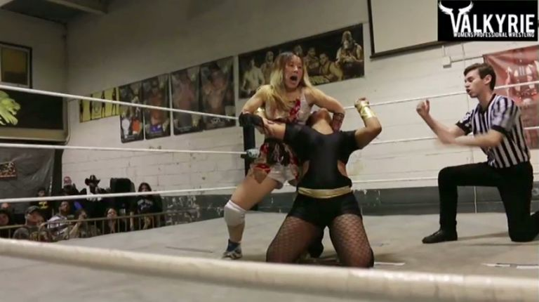 Sumie Sakai vs. Jessie Brooks