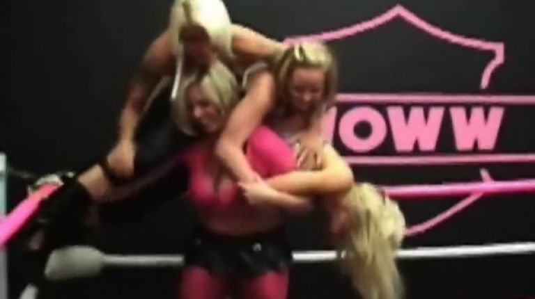 Christie Ricci vs. Dreah vs. Lollipop vs. Amber O'Neal