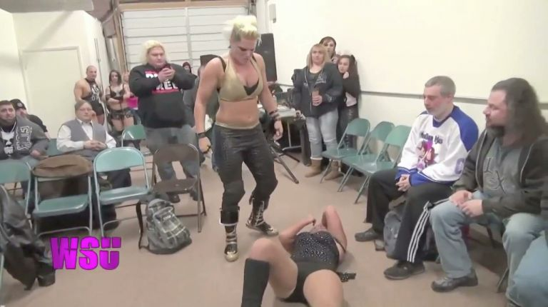 Alpha Female vs. Jenny Rose