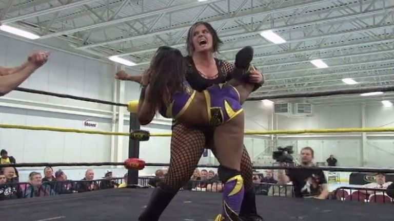 Jessicka Havok vs. Athena