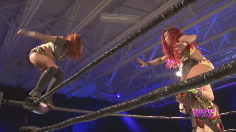 Kiera Hogan vs. Veda Scott vs. Su Yung
