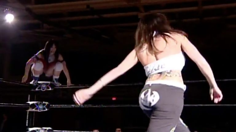 Mercedes Martinez vs. Sumie Sakai