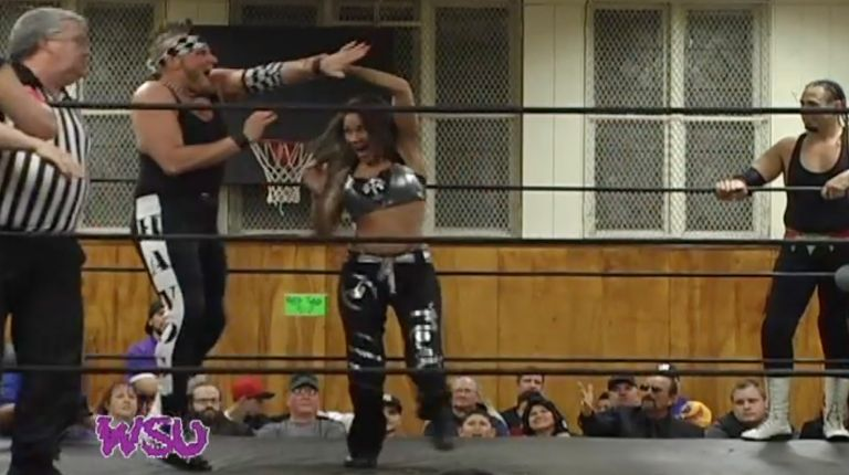 Mercedes Martinez & Julio Dinero vs. Nikki Addams & Corey Havok