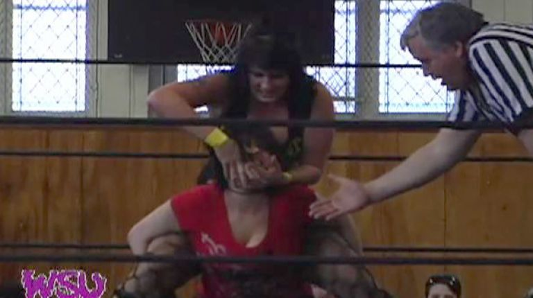Nikki Syx vs. Jessicka Havok