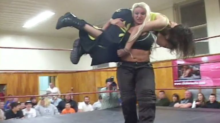 Mercedes Martinez vs. Melissa Coates