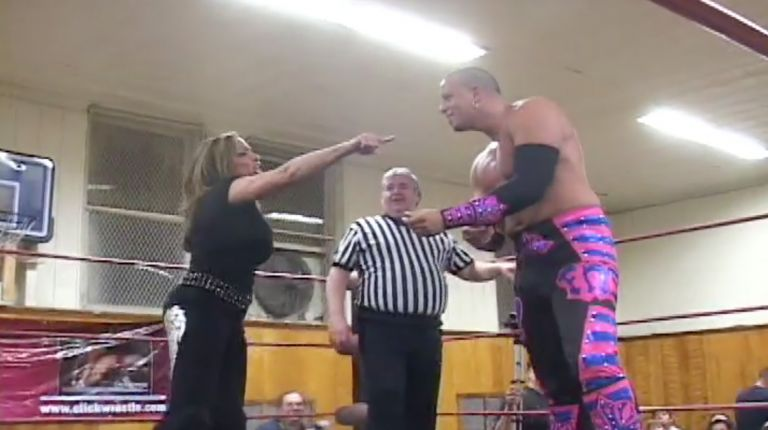 Kevin Matthews & Nikki Roxx vs. JD Smoothie & Angel Orsini