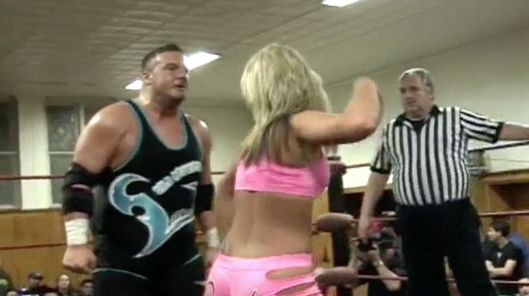 Danny Demanto & Jana vs. Viscous Vinny & Brooke Carter