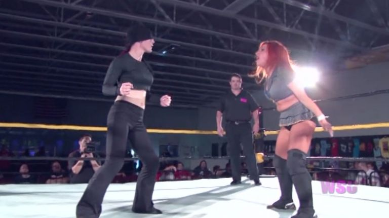 Leva Bates vs. Veda Scott