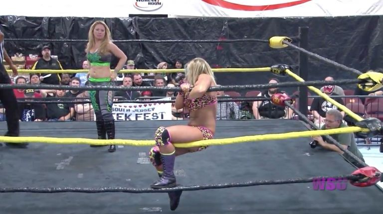Barbi Hayden vs. Nevaeh