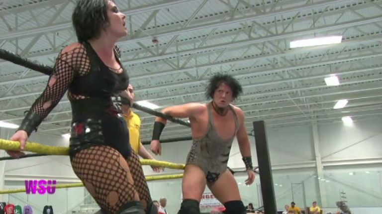 Jessicka Havok vs. Sami Callihan