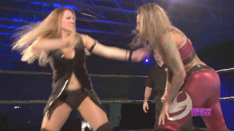 Mercedes Martinez vs. Nevaeh
