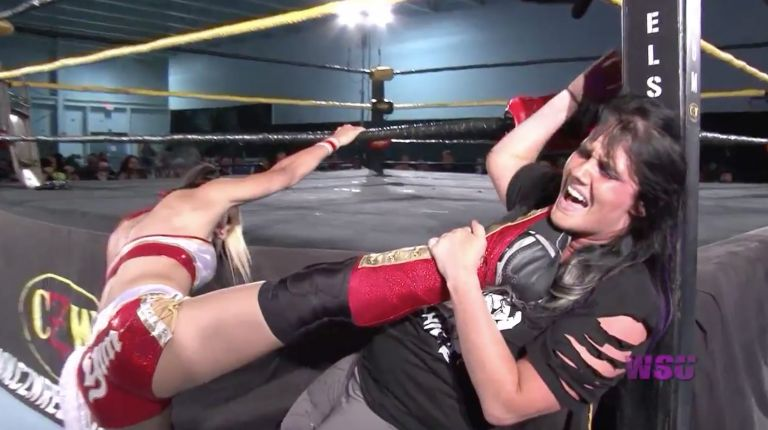 Jessicka Havok vs. Mia Yim