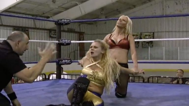 Brittney Savage vs. Tina San Antonio